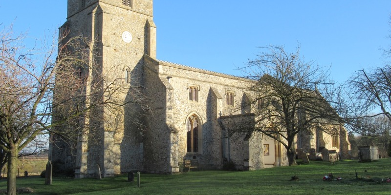 West Wratting Church